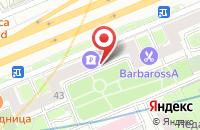 Схема проезда до компании Гракон в Москве