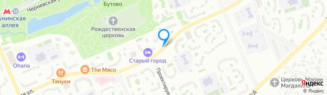 Южнобутовская улица