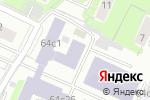 Схема проезда до компании Сим в Москве