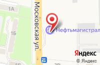 Схема проезда до компании МагБургер в Подольске