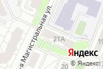 Схема проезда до компании Homo 89 в Москве