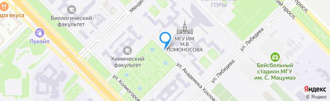 улица Академика Хохлова