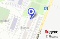 Схема проезда до компании ПОДРОСТКОВЫЙ КЛУБ ЯСЕНЬ в Москве