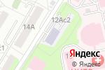 Схема проезда до компании Британская международная школа в Москве
