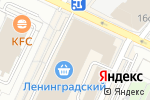 Схема проезда до компании ЗОЛОТОЙ КРЕМЛЬ в Москве