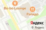 Схема проезда до компании Бажена в Подольске