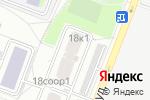 Схема проезда до компании Яръ-Фарма в Москве