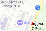 Схема проезда до компании N Line в Москве