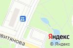 Схема проезда до компании Автостоянка №46 в Москве