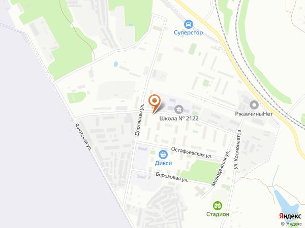 Остановка «Завод», улица Авиаторов (1008306) (Москва)