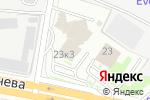 Схема проезда до компании Палекс-Строй в Москве