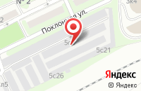 Схема проезда до компании Рск-Инжком в Москве