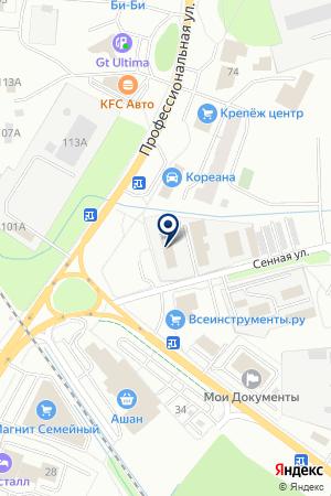 АВАРИЙНО-ДИСПЕТЧЕРСКАЯ СЛУЖБА ДМИТРОВСКИЙ МЕЖРАЙОННЫЙ ТРЕСТ ГАЗОВОГО ХОЗЯЙСТВА на карте Дмитрова