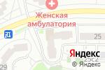 Схема проезда до компании Блокбастер в Москве