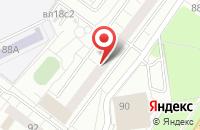 Схема проезда до компании Мастертрейд в Москве