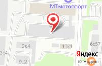 Схема проезда до компании Принт Республика в Москве