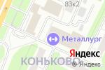 Схема проезда до компании Kids Ballet в Москве