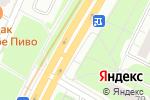 Схема проезда до компании Boxberry в Москве