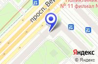 Схема проезда до компании МАСТЕРСКАЯ ТЕКСТИЛЬНОГО ДИЗАЙНА МУАР в Москве