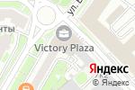 Схема проезда до компании Трисс в Москве