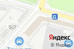 Схема проезда до компании Латмет+ в Москве