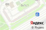 Схема проезда до компании Шатура в Москве