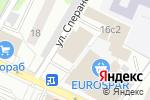 Схема проезда до компании Повозка в Москве