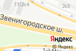 Схема проезда до компании Семена Тут в Москве