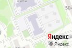 Схема проезда до компании Средняя общеобразовательная школа №1971 с дошкольным отделением в Москве