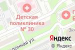 Схема проезда до компании ФАМ в Москве