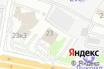 Схема проезда до компании МИСК в Москве