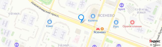 Новоясеневский проспект