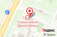 Схема проезда до компании Медэкспертпресс в Москве
