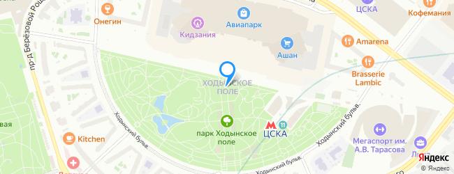 улица Ширяево Поле