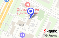 Схема проезда до компании ПТФ ТЕРМОСИТИ в Москве