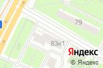Схема проезда до компании Лекамед в Москве