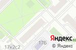 Схема проезда до компании Артемид групп в Москве