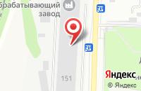 Схема проезда до компании ПТФ ЗЕЛЕНАЯ ДУБРАВА в Дмитрове