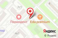 Схема проезда до компании Риа Юго-Запад в Москве