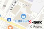 Схема проезда до компании RedieZ в Москве