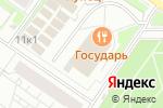 Схема проезда до компании МОСНЕФТЕПРОМ в Москве