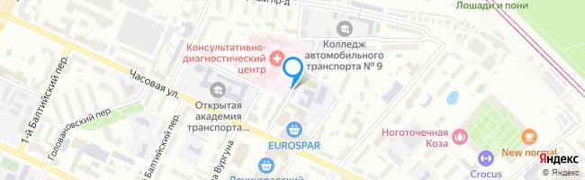 улица Сперанского