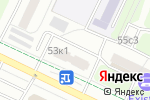 Схема проезда до компании Элькатэ в Москве
