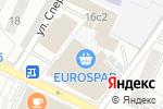 Схема проезда до компании Luntek в Москве