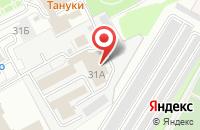 Схема проезда до компании Подольскмежрайгаз в Подольске