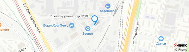 улица Магистральная 2-я