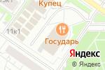 Схема проезда до компании ПК-Стройкомплект в Москве