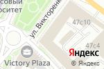 Схема проезда до компании Алгоритм Топливный Интегратор в Москве