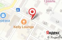 Схема проезда до компании Елена в Подольске