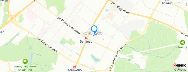 район Коньково